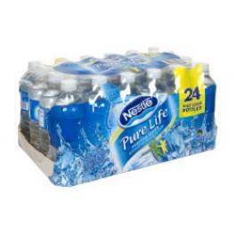 PURIFIED WATER .5 LITER