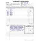 Burkhart's Employee Attendance Records