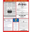 Oklahoma State Labor Law Poster